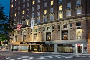 The Boston Park Plaza Hotel