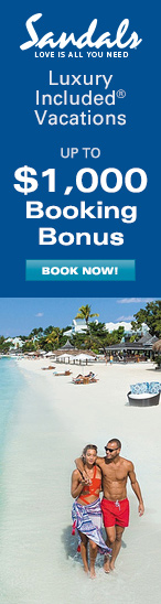 Sandals - Luxury Included® Vacations for Two People in Love