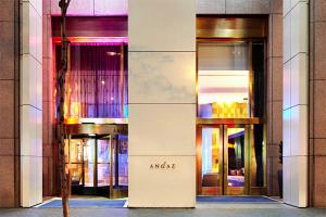 Andaz Wall Street New York - a concept by Hyatt