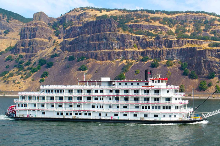 Columbia River Cruise
