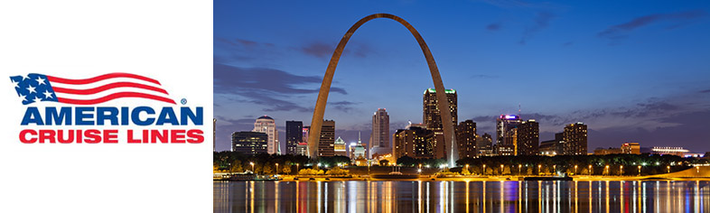 St. Louis Arch, Mississippi River Cruise