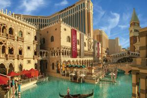 Venetian All Suite Resort Hotel Casino