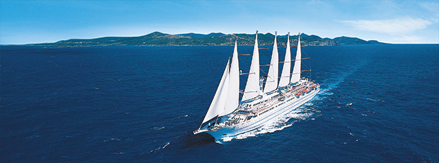 Cruise Vacations - Windstar