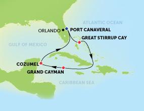 Cruisecaribbeannclwesterncaribbeanorlandoxjpg - West caribbean cruise