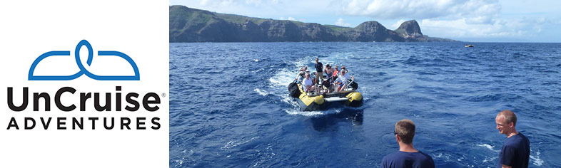 Snorkel adventure, Un-Cruise Hawaii