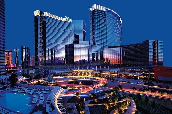 aria casino resort