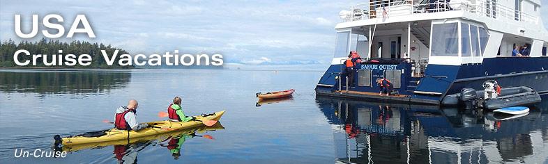 Un-Cruise Pacific Northwest Activities