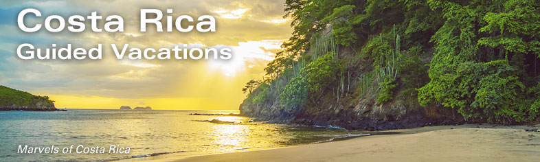 Costa Rica Escorted Tours - Guanacaste