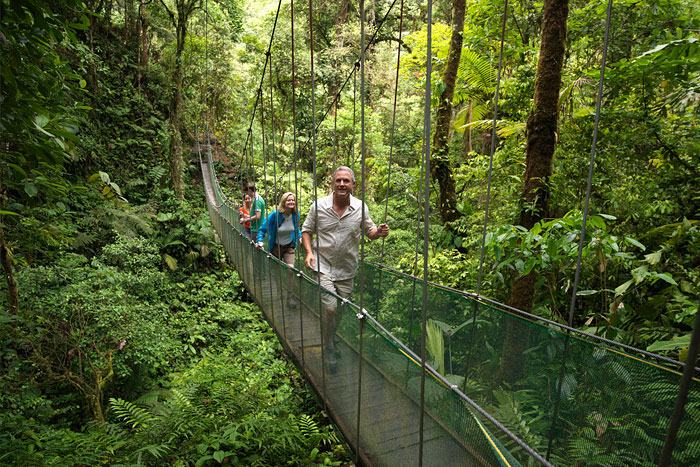 Monteverde Sky Bridge