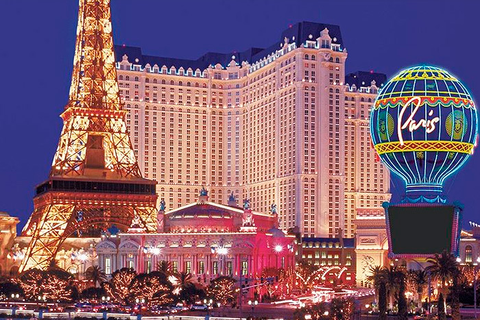 Paris Las Vegas Address