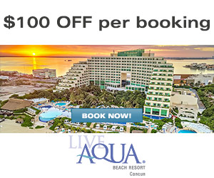 Live Aqua Cancun All Inclusive Resort, Cancun