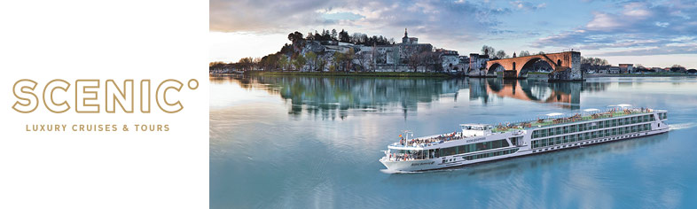 Scenic Cruises - South of France