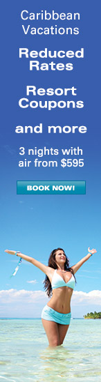 Caribbean: $100 OFF per booking