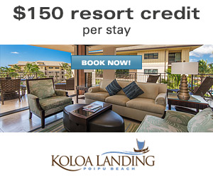 Koloa Landing Resort at Poipu, Kauai