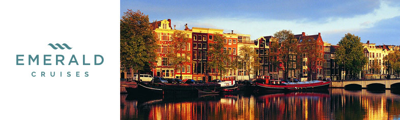 European River Cruises - The Charms of Holland and Belgium