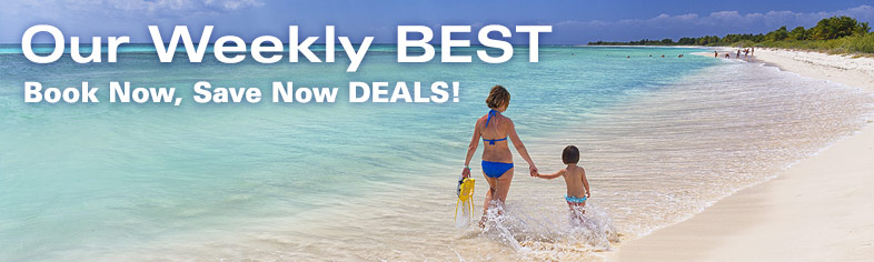 WEB DEALS - Weekly Best Vacation Deals