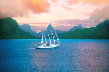 Windstar Tahiti