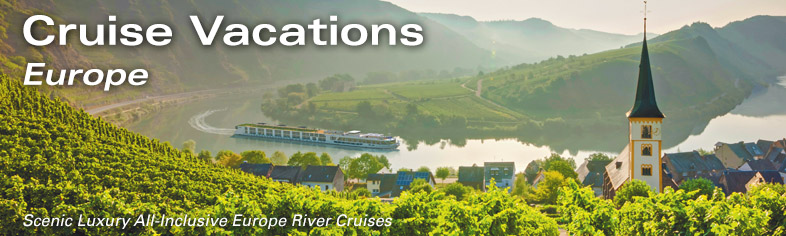 Scenic Luxury River Cruises