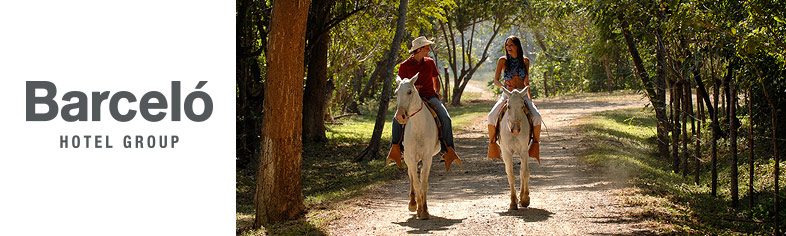 Barcelo Horse Riding Activity