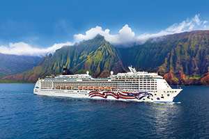 NCL Hawaii cruise