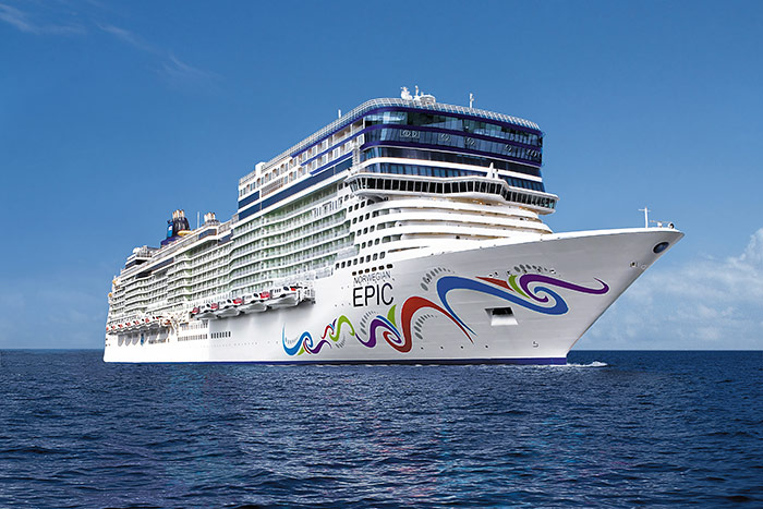 Norwegian Joy Ship, Alaska