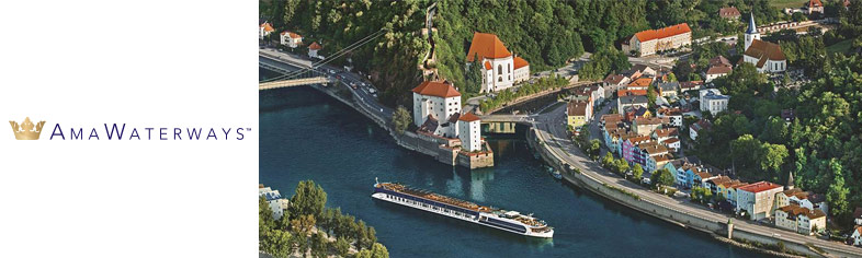 AmaWaterways on the rivers of Europe