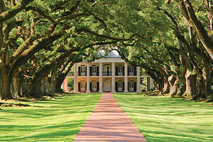 Oak Alley Plantation, Lousianna