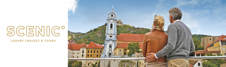 Scenic Luxury European River Cruises