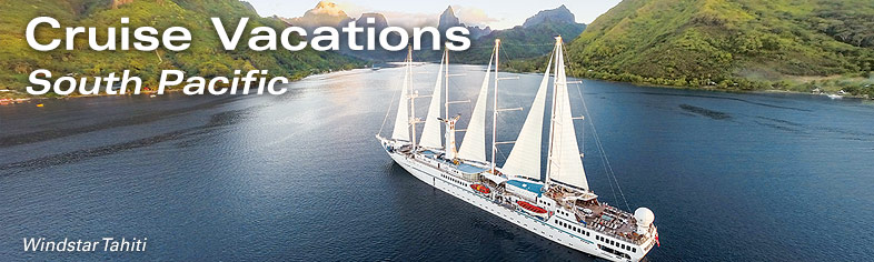 Windstar Tahiti Cruise