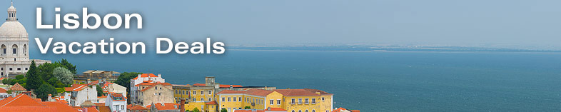 Lisbon and the Tagus river