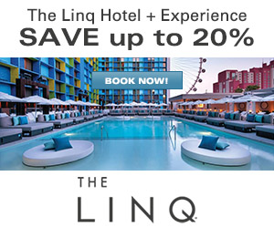 The LINQ Hotel and Casino, Las Vegas