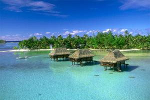 Vahine Island - Private Island Resort