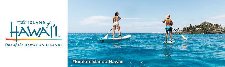 Paddle Board Big Island of Hawaii