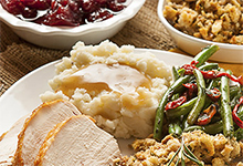 Thanksgiving Turkey Feast