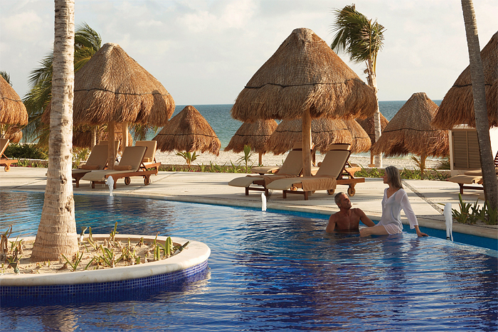 Excellence Playa Mujeres Pool