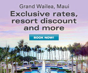 Exclusive Rates at the Grand Wailea, Maui