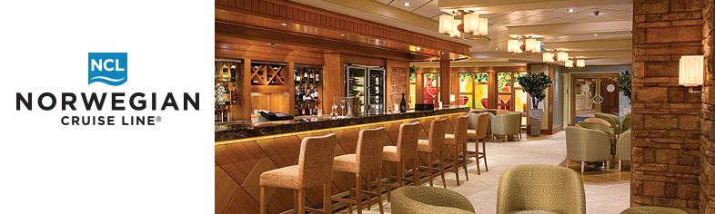 NCL Hawaii Cruises Ship Bar