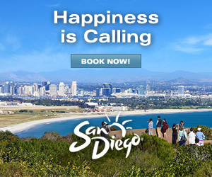 San Diego - Happiness is Calling