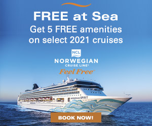 Norwegian Cruise Line - FREE at Sea Offer