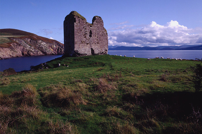 Fort Minard, Kerry, Ireland