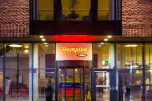 Hampton Inn Hilton Liverpool City Centre