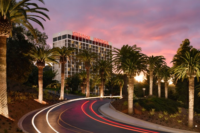 Flight Hotel Car Packages To Los Angeles