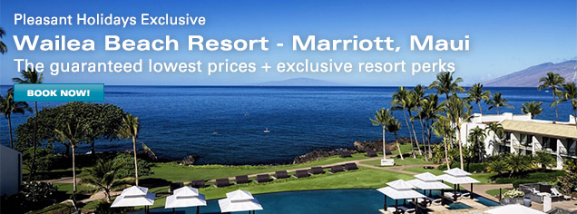 Wailea Beach Resort - Marriott, Maui - Savings & Extras