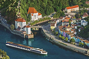 AMAwaterways on the river
