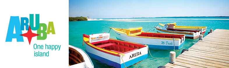 Aruba Dock with ocean views