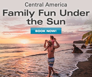 Central & South America - $100 OFF per booking
