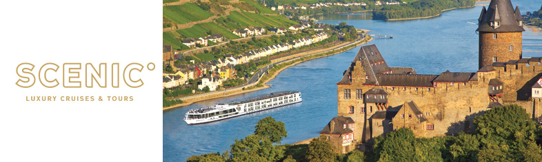 European River Cruises - Romantic Rhine & Moselle
