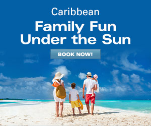 Caribbean Fall & Winter Sale - $100 OFF per booking