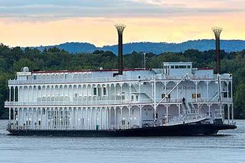 American Duchess on Ohio River