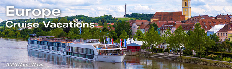 AMAWaterways Eurpean River Cruises